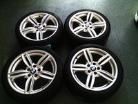 Jante BMW M-Pachet R 19 , F10 ,F12, F 13 Anvelope Vara