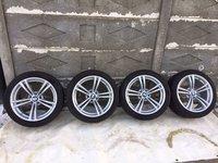 Jante BMW M5 F10 F11 M6 Iarna Pirelli Styling 408 CU SENZORI