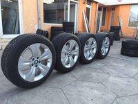 jante  bmw orginale R19  x5 x6 cu anvelope de iarna pirelli dot 2012