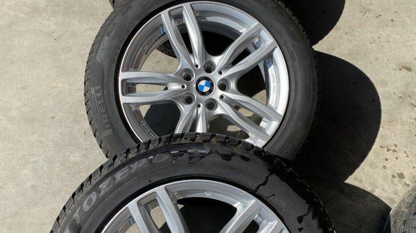 """Jante BMW pe 17"""" ptr G30,G31,X1,X2 cu anvelope de iarnă și senzori"""