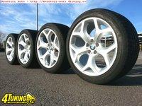 Jante BMW pe 20 cu anvelope de vara pentru BMW X5 X6 jantele sunt originale BMW in 2 latimi