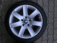 Jante BMW R17 cu anvelope de vara