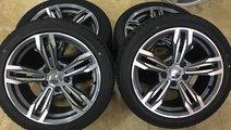 Jante BMW R17 Model M6 Anvelope Vara Noi BMW seria3 E60 E61 E90 E91