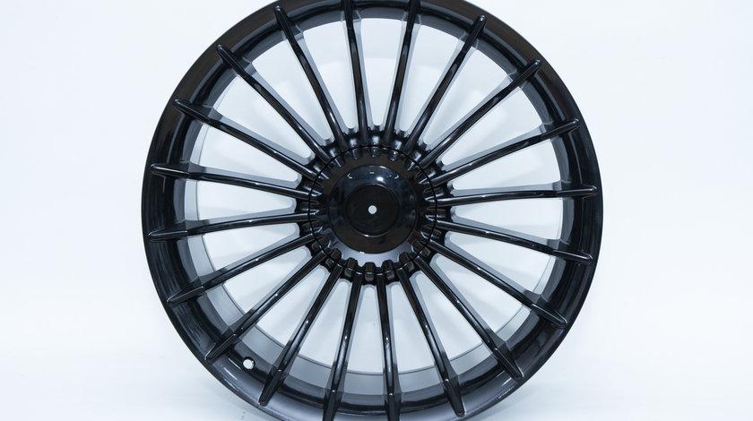 Jante Bmw R18 Model Alpina Negru Lucios X1 X3 X4 F10 F11 F30 F32 F12