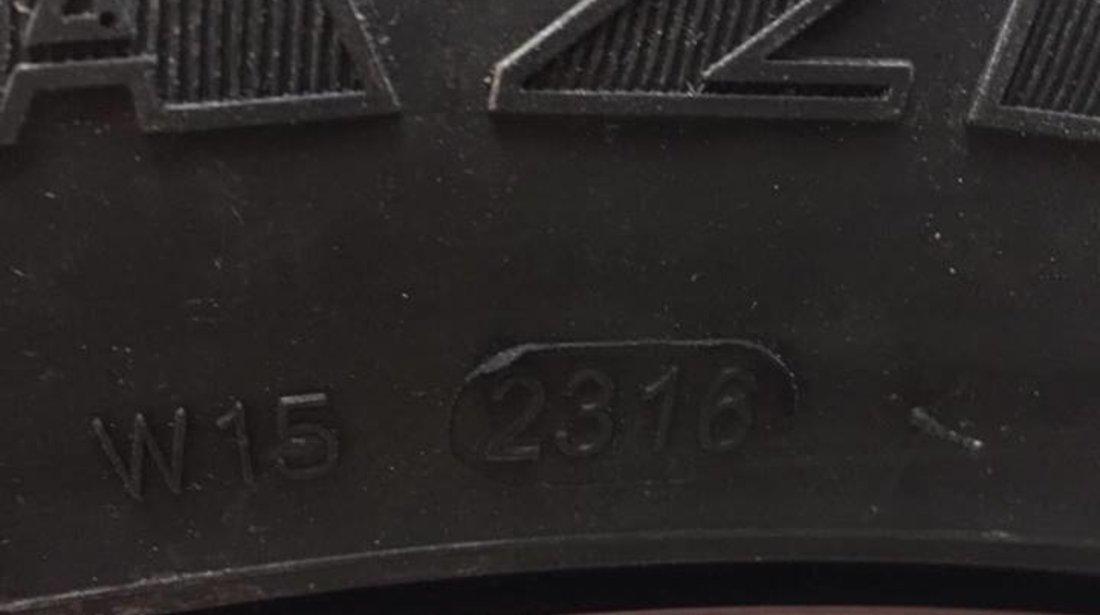 Jante Bmw R19 cu anvelope iarna 255-50-19 X5 X6 E53 E70 F15 E71 F16