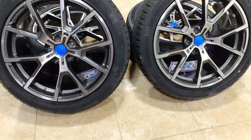 Jante BMW R19 G11 G12 G30 G31 G38  anvelope iarna nexen in 2 latim