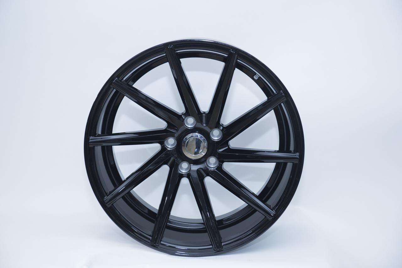 Jante Bmw R19 Model VOSSEN BLACK F30 F32 F10 F11 F01 F03 F12 F13 X3 X4