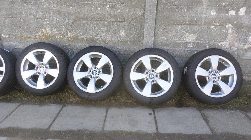 Jante BMW Seria 5 E60 E61 Iarna 225 50 17 Dunlop