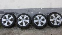 Jante BMW Seria 5 E60 E61 XD  Iarna 225 50 17 Dunl...
