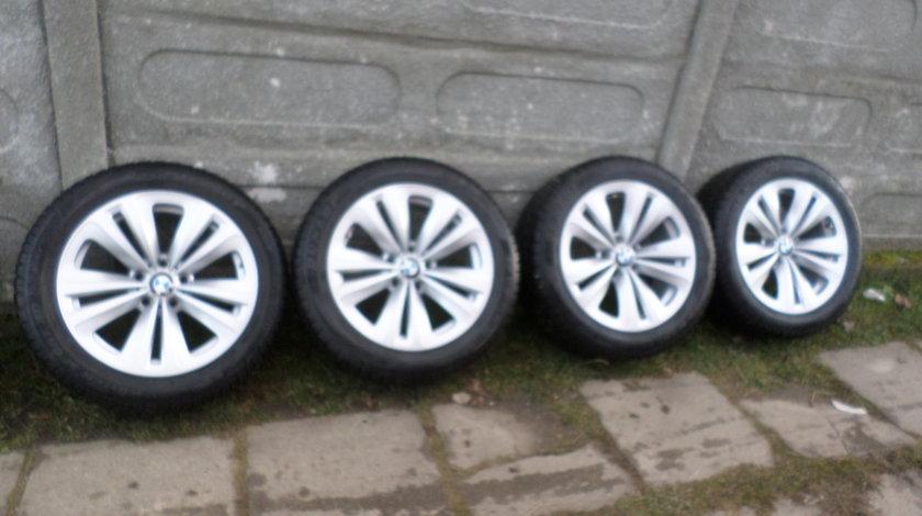 Jante BMW Seria 5 F10 F11 245 45 18 Iarna Michelin