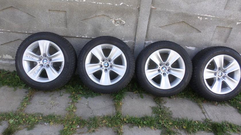Jante BMW Seria 5 F10 F11 Iarna 225 55 17 Dunlop SENZORI PRESIUNE