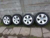 Jante BMW Seria 5 F10 F11 Iarna 225 55 17 Dunlop