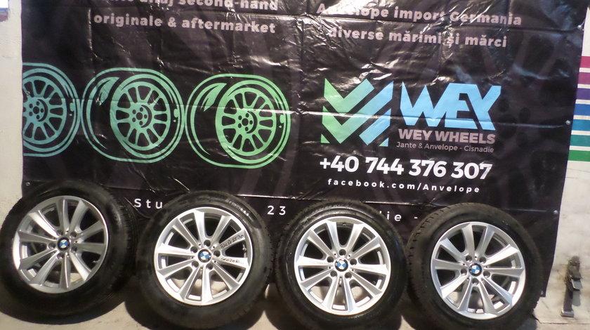 Jante BMW Seria 5 F10 F11 Iarna 225 55 17 Bridgestone