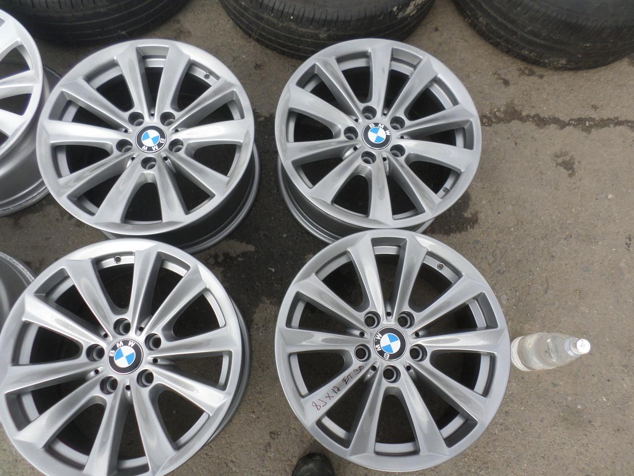 Jante BMW Seria 5 F10 F11 Iarna Vara 225 55 17