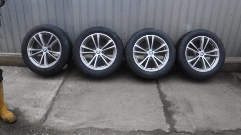 Jante BMW Seria 5 G30 G31 Bicolor 225 55 17 Iarna Dunlop + SENZORI (2219)