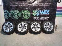 Jante BMW Seria 5 GT F07 Seria 7 F01 sau X3 Iarna 245 50 18 Pirelli