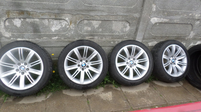Jante BMW Seria 6 BMW Seria 5 Vara 275 40 18 Bridgestone 245 45 18