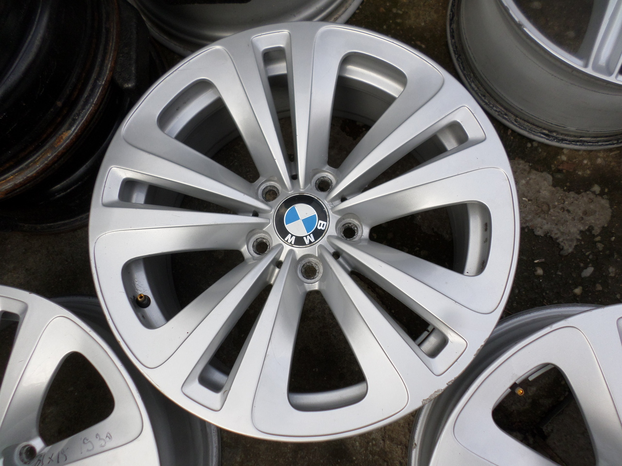 Jante BMW Seria 7 F01 Seria 5 GT BMW X3