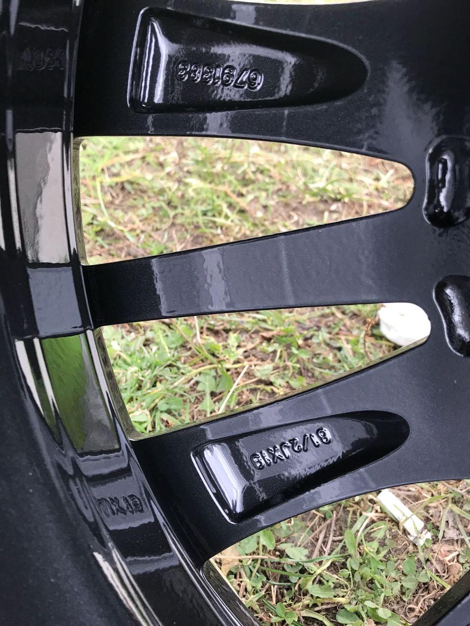 Jante BMW Seria 7 Negre 19