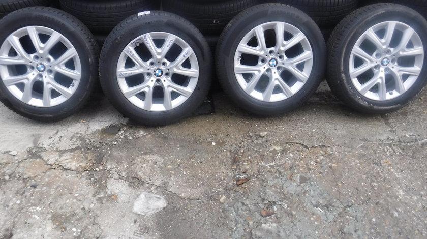 Jante BMW x1 f48 sau x2 f39  cu anvelope 205 60 17 iarna Continental