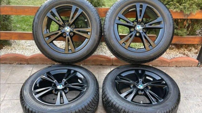 "Jante BMW X1 , X2 , Originale , 17"", Anvelope Bridgestone 8 Mm"
