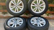 """Jante BMW X5, 18"""", Originale, Anvelope Iarna Pir..."""