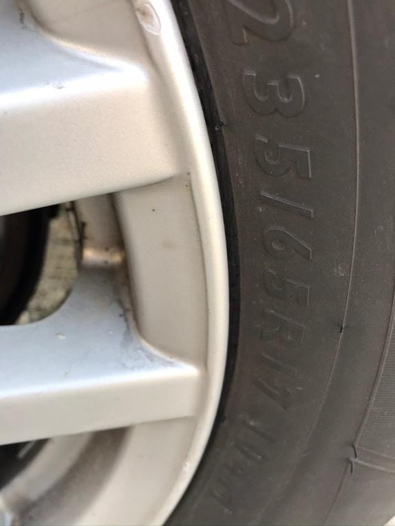 Jante BMW X5 E53 R17