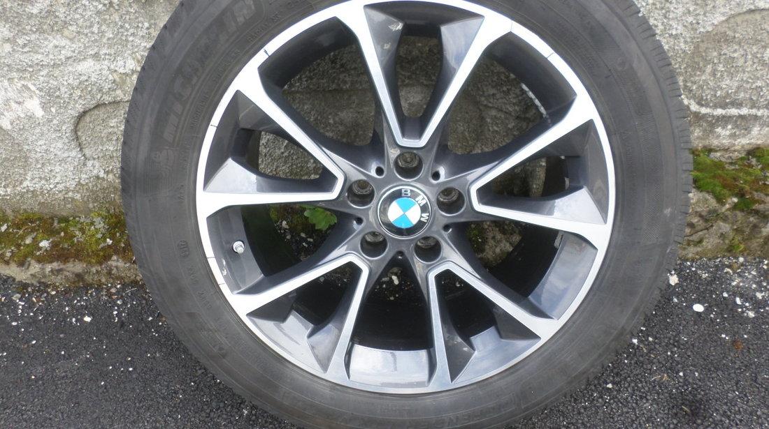 Jante BMW X5 F15 BMW Seria X6 F16 Iarna 255 50 19 Michelin Defender Ltx Senzori de Presiune