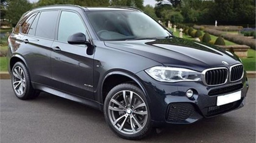 Jante BMW X5 X6 M noi, diametru R20 inchi 5x120