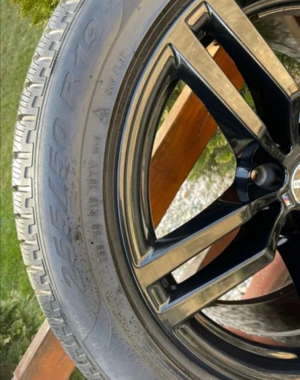 "Jante BMW X5 , X6, Mpaket, 19"", Originale"