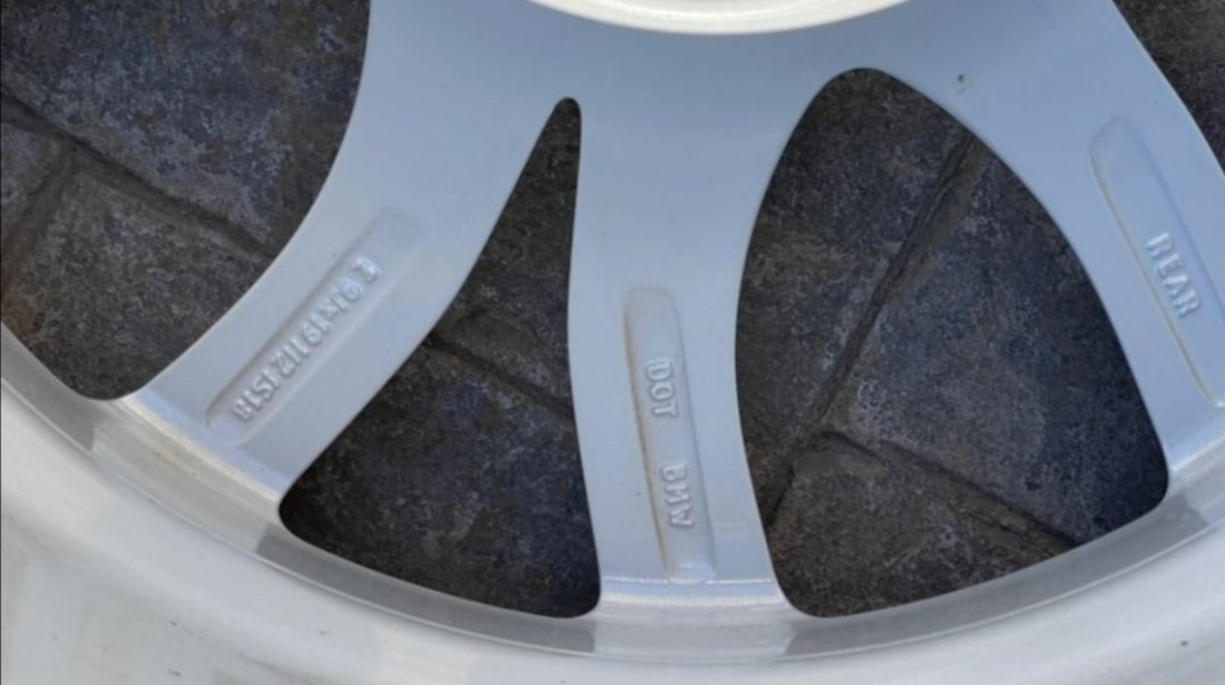 "Jante BMW X5 X6 Originale 19"""