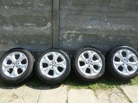 Jante BMW X5 X6 Vara 255 50 19 Michelin 285 45 19