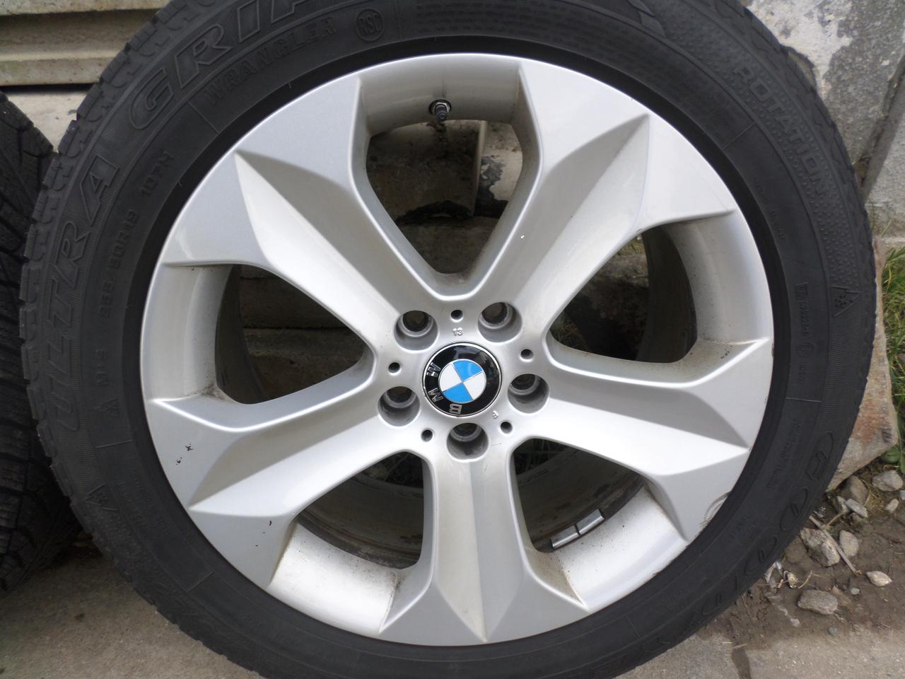 Jante BMW X6 255 50 19 Vara Michelin