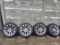 Jante BMW X6 M 255 50 19 Iarna Goodyear