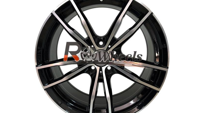 Jante BMW18 R18 Model M3 2020 Black F30 F31 F34 F10 F12 F12 F13 X1 X3