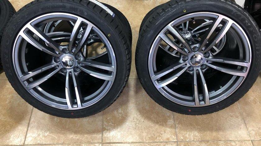 Jante bmw19 R19 Model M4 anvelope vara BMW F10 F11 F12 F13 X3 X4 F30 E60 E90