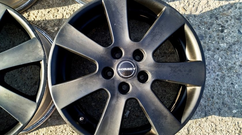 JANTE BORBET 17 5X112 VW PASSAT GOLF AUDI