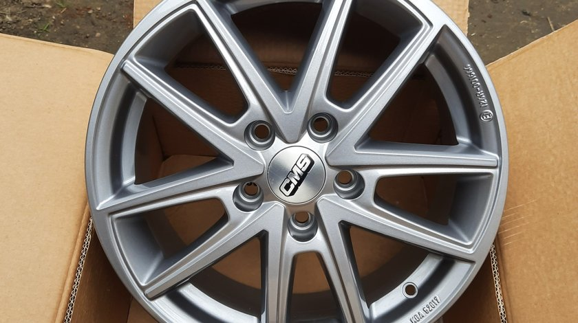"Jante CMS C30 noi 16"" 5x114.3 Mazda,Toyota,Kia,Duster plata in rate"