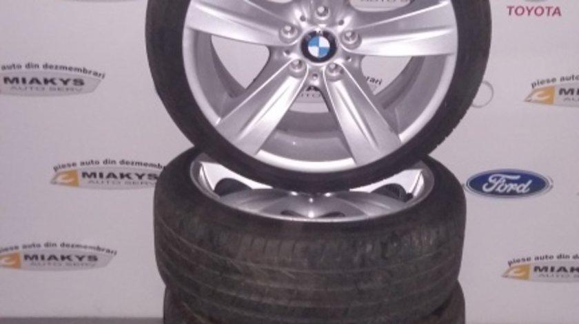 Jante cu anvelope BMW E90 dim.fata 225/40/18 spate 255/35/18