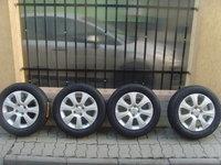 Jante de aliaj 4x100 pe 15 originale noul Opel Agila,(Toyota Aygo,Yaris,Hyundai Accent, i10, i20,)