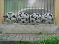 Jante de aliaj 4x108 pe 16 originale Ford Fiesta,Focus,Mondeo