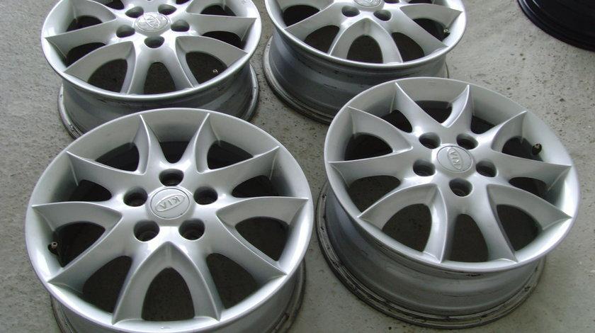 Jante de aliaj  5x114,3 pe 16 originale KIA Ceed,ProCeed(Venga),compatibile Hyundai i30,etc