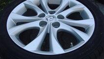 Jante de aliaj 5x114,3 pe 17 originale Mazda (3)/a...