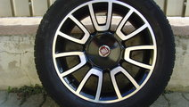 Jante de aliaj ca Noi 4x98 pe 16 originale Fiat Bravo din 2012,(500,Linea,Albea,Idea,Marea,Coupe)