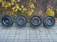 Jante de tabla 5x112 pe 16,latime 7J cu ET39 ptr. Audi A4 B8 si A4 B81(fabr.dupa nov.2007),Audi A5