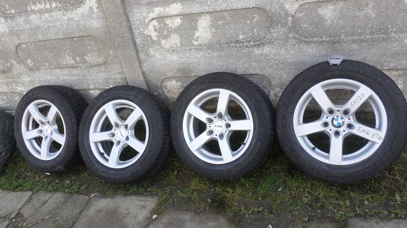 Jante Dezent 16 BMW 225 55 16 Iarna Michelin Semperit