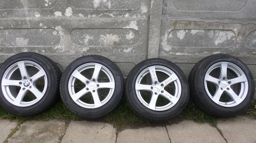 Jante Dezent 17 BMW Seria 5 F10 F11 Iarna Pirelli 225 55 17