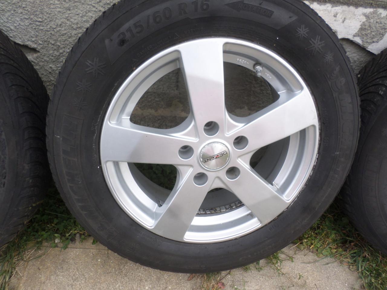 Jante Dezent (5X115) Opel Astra J 16 zoll+ SENZORI