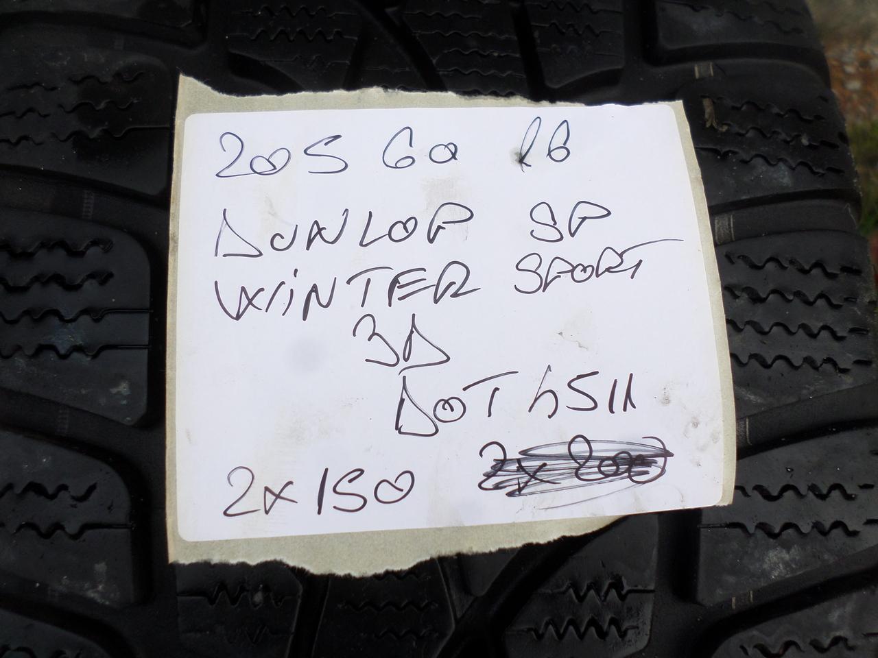 Jante Dezent Bmw 205 60 16 Iarna Fulda Dunlop
