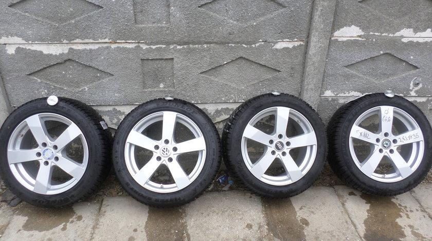 Jante Dezent Mercedes Audi Skoda 225 50 17 Iarna Dunlop